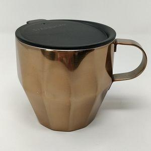 Starbucks 2014 Copper Bronze Stainless Steel Mug